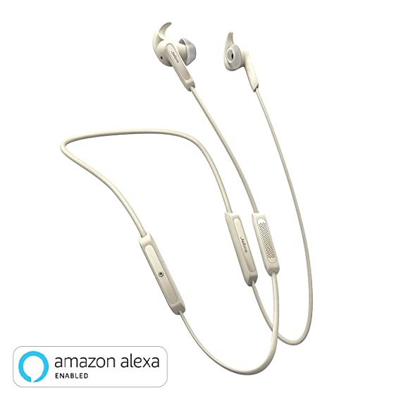 f924a955317 Image Unavailable. Image not available for. Color: Jabra Elite 45e Alexa  Enabled Wireless Bluetooth in-Ear Headphones ...
