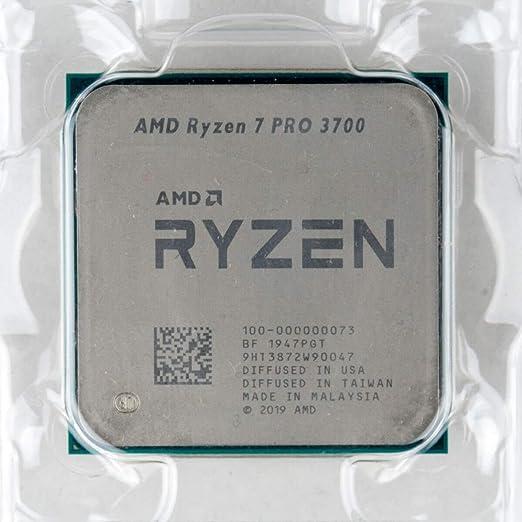 Amd Ryzen 7 Pro 3700 8 Core Desktop Cpu Prozessor Mit Computer Zubehör