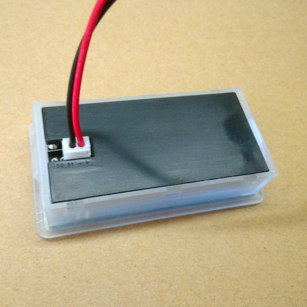 12V Battery Fuel Gauge, 12V Lead Acid Battery SLA Battery Tester Battery Meter For ATV,Quads and 4 Wheelers,Stages Power Meter Battery (12V SLA Fuel Gauge with Color LCD) by YZ (Image #5)