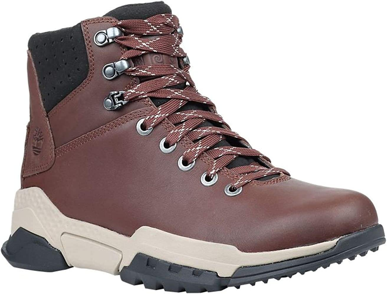 Timberland Men s CityForce Future Hiker Boots Dark Brown Full-Grain