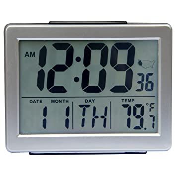 chengsan gran número Atomic reloj automático para juegos ...