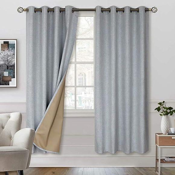 BGment 100 Blackout Curtains