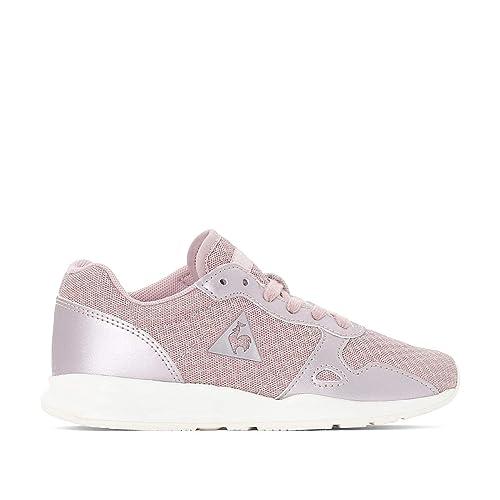 timeless design 6650f c64c3 Le Coq Sportif Girls  Tennis Shoes Pink Size  11 Child UK