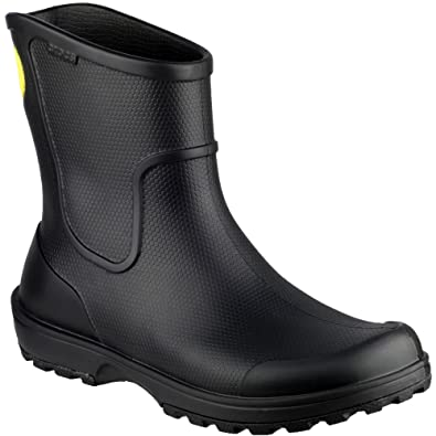 crocs Herren Wellie Rain Boot Men Gummistiefel: