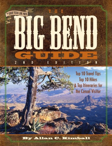 big bend map - 6