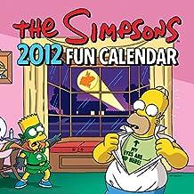 The Simpsons 2012 Fun Calendar