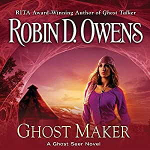 Ghost Maker Audiobook