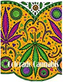 Amazon Color Me Stoned A Cannabis Coloring Book For