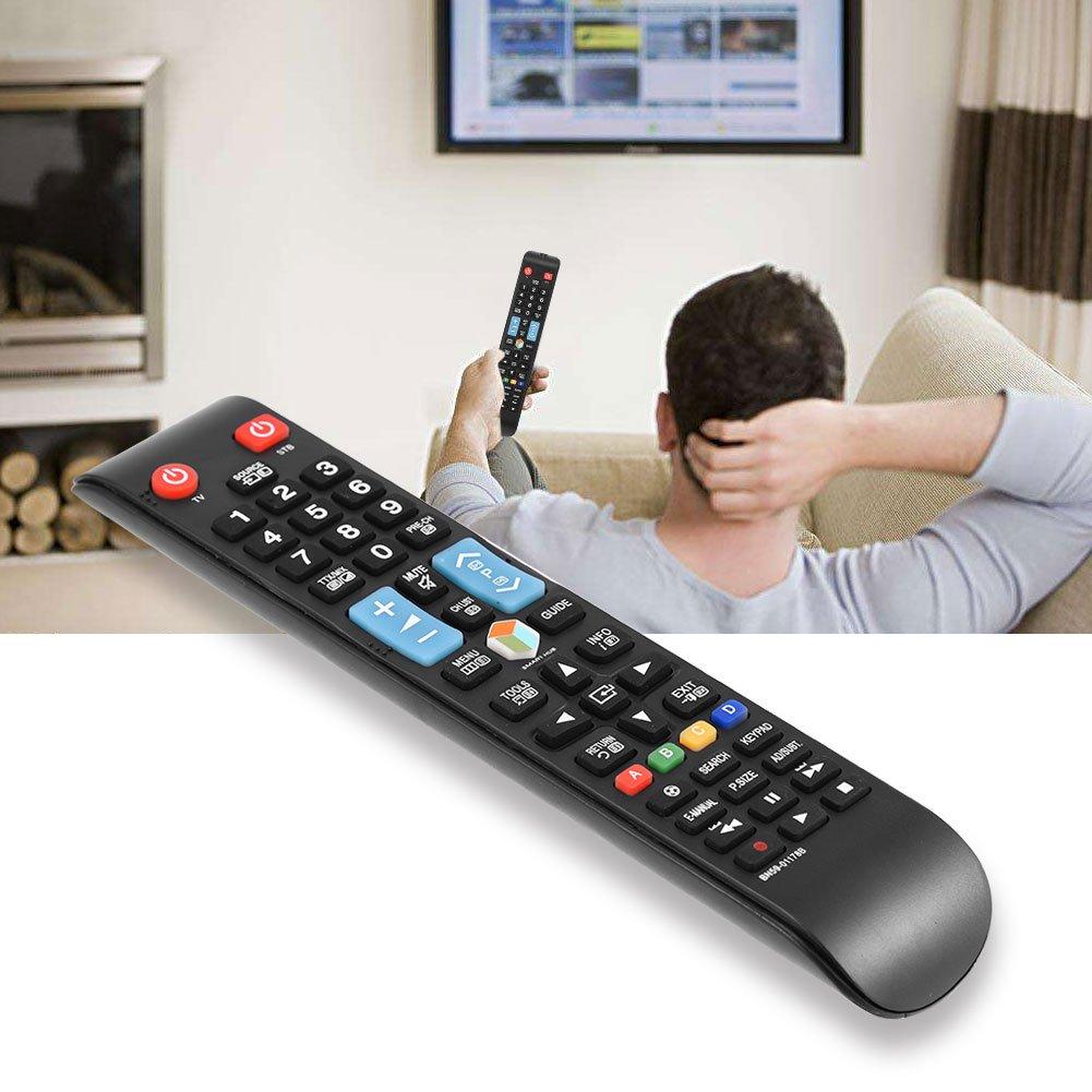 Richer-R Control Remoto TV, Mando a Distancia de Repuesto para ...