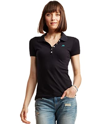 ede7bb71 Aeropostale Women's Polo Shirt at Amazon Women's Clothing store: