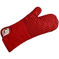 Maxwell & Williams HI0004 Epicurious Oven Mitt, Red