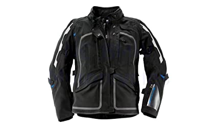 BMW Genuine Motorcycle EnduroGuard Mens Jacket Black Euro 62 US 52