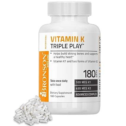 ¿Cuáles son los beneficios de la vitamina k3?