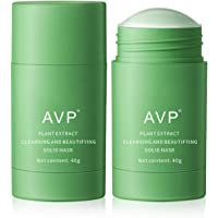 Gezichtsmasker Reinigingsmasker Groene Thee Clay Stick Mask, Green Tea Exfoliating Mask, Deep Cleansing Mask, Effectief…