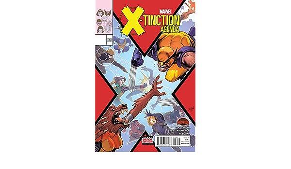 X-Tinction Agenda #2 Marvel Secret Wars Tie-In: Amazon.com ...