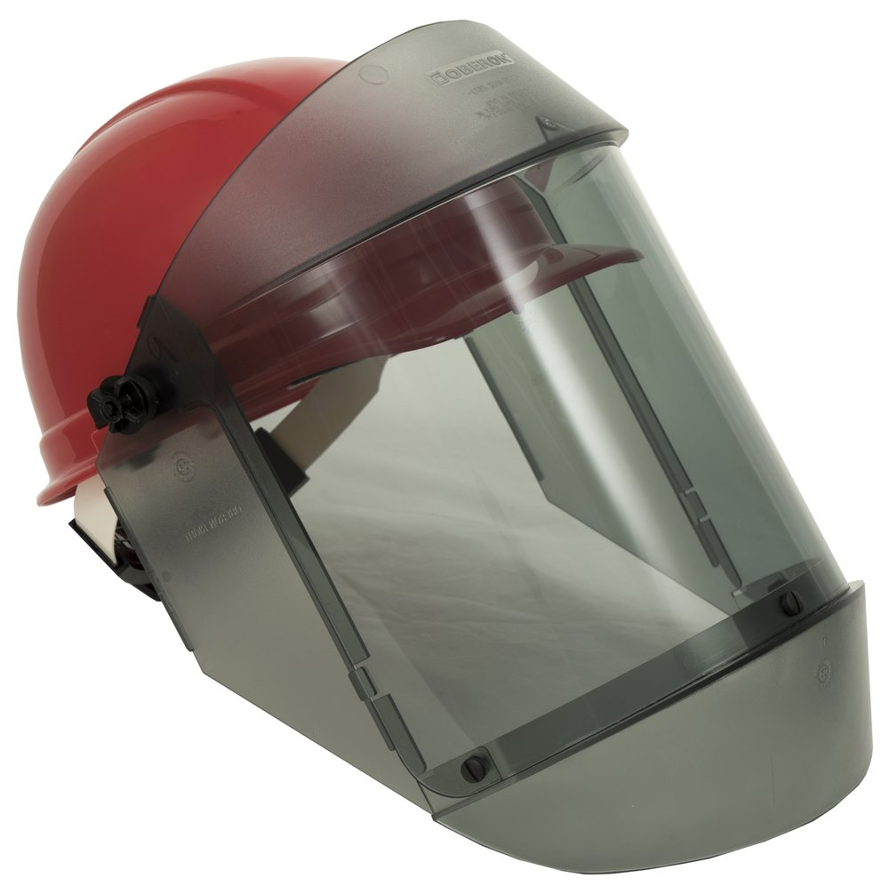 TCG12 Series Arc Flash Face Shield & Hard Cap