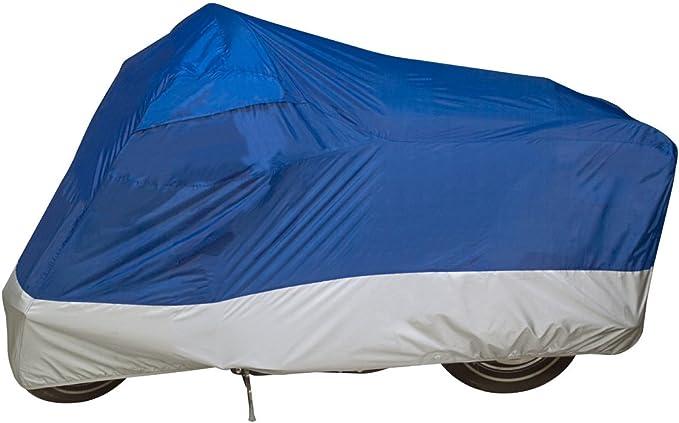 Dowco Guardian 26037-00 Ultralite Plus Water Resistant Indoor//Outdoor Motorcycle Cover Grey X-Large
