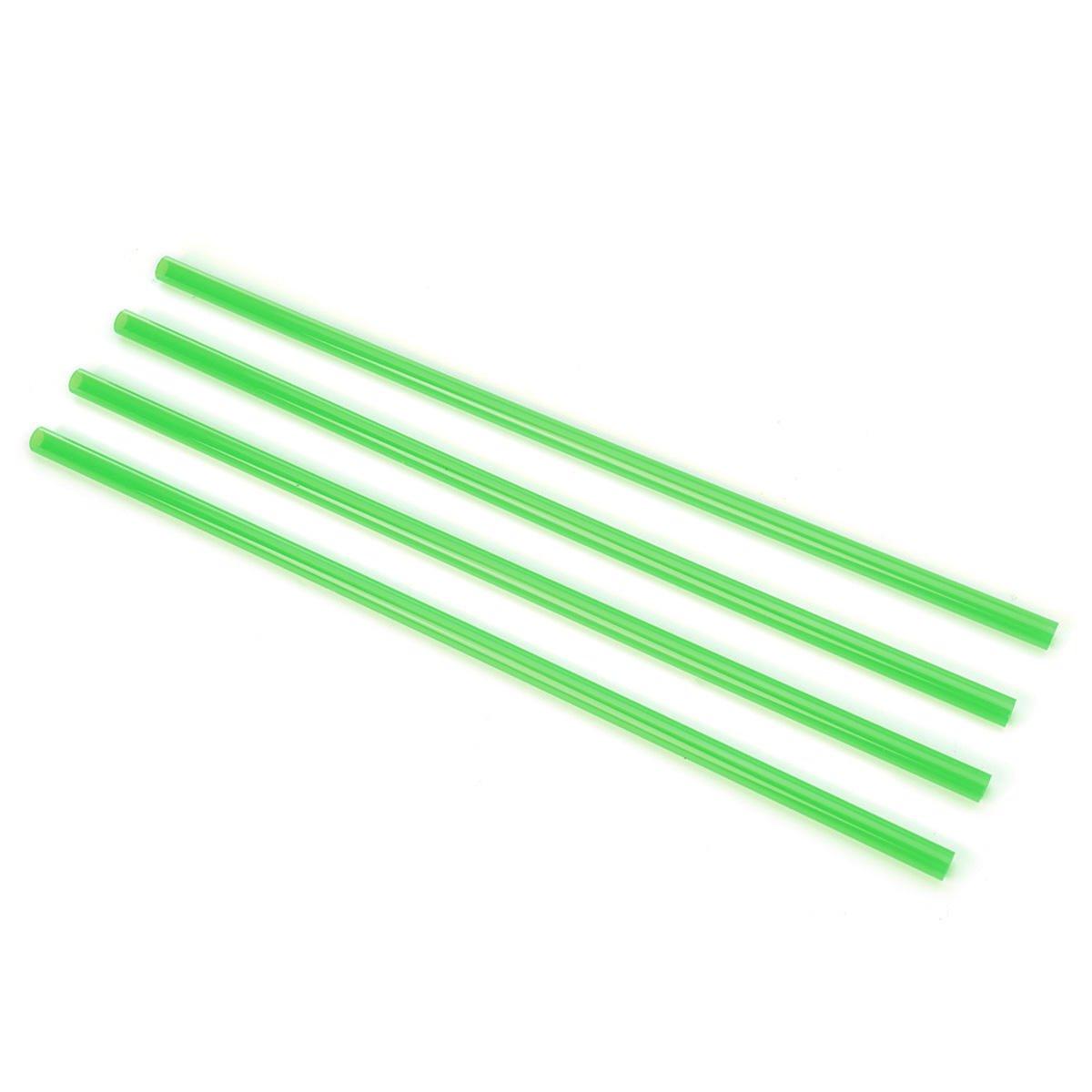 SGerste 4pcs Vert 500mm PETG Tube Rigide Tubes 10/14mm cintrer Tuyau de Refroidissement à Eau