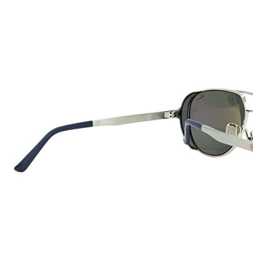 f33ef18551 Chopard Mille Miglia SCH A81M Men Silver Titanium Polarized Aviator  Sunglasses  Chopard  Amazon.ca  Clothing   Accessories
