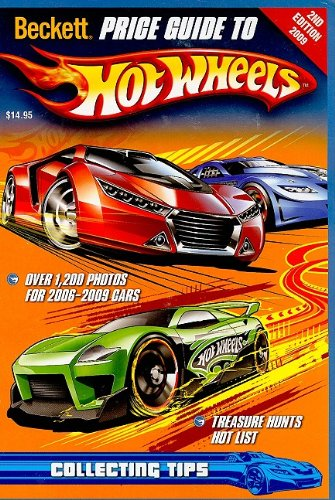 9781930692831: beckett official price guide to hot wheels 2009.