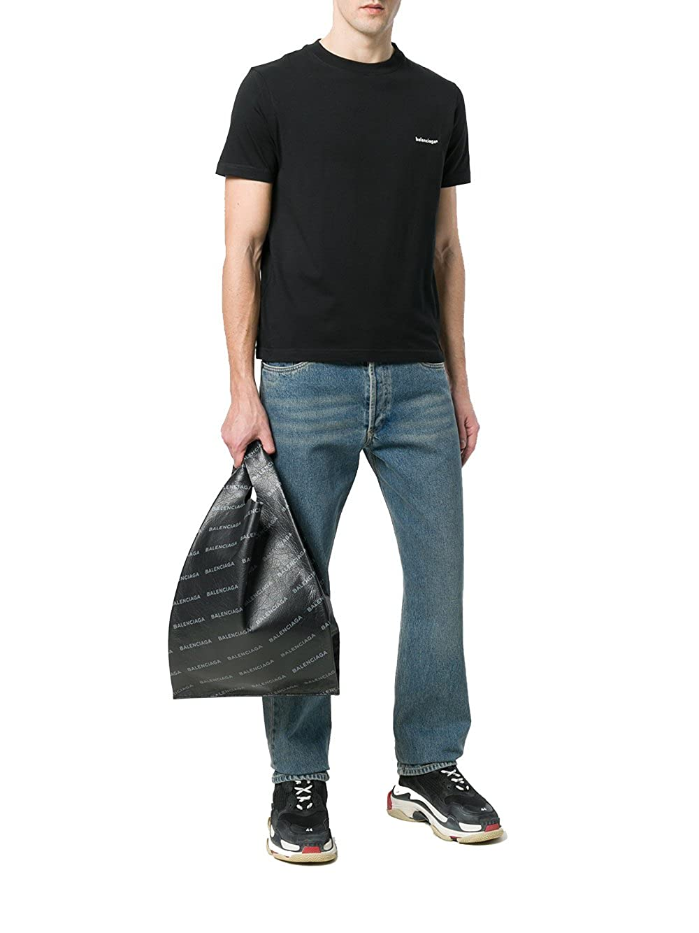 Balenciaga - Equipaje de mano Hombre, color Negro, talla Marke Größe UNI: Amazon.es: Ropa y accesorios