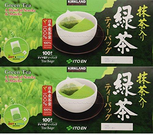 Kirkland Ito En Matcha Blend Japanese Green Tea