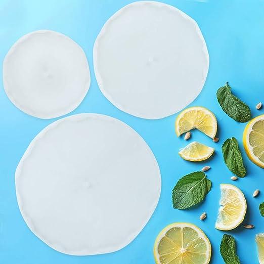 Moldes de resina para fundici/ón 4 unidades Healthy
