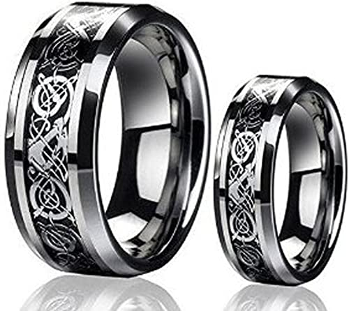 Tungsten Ring Set CHS_11 product image 7