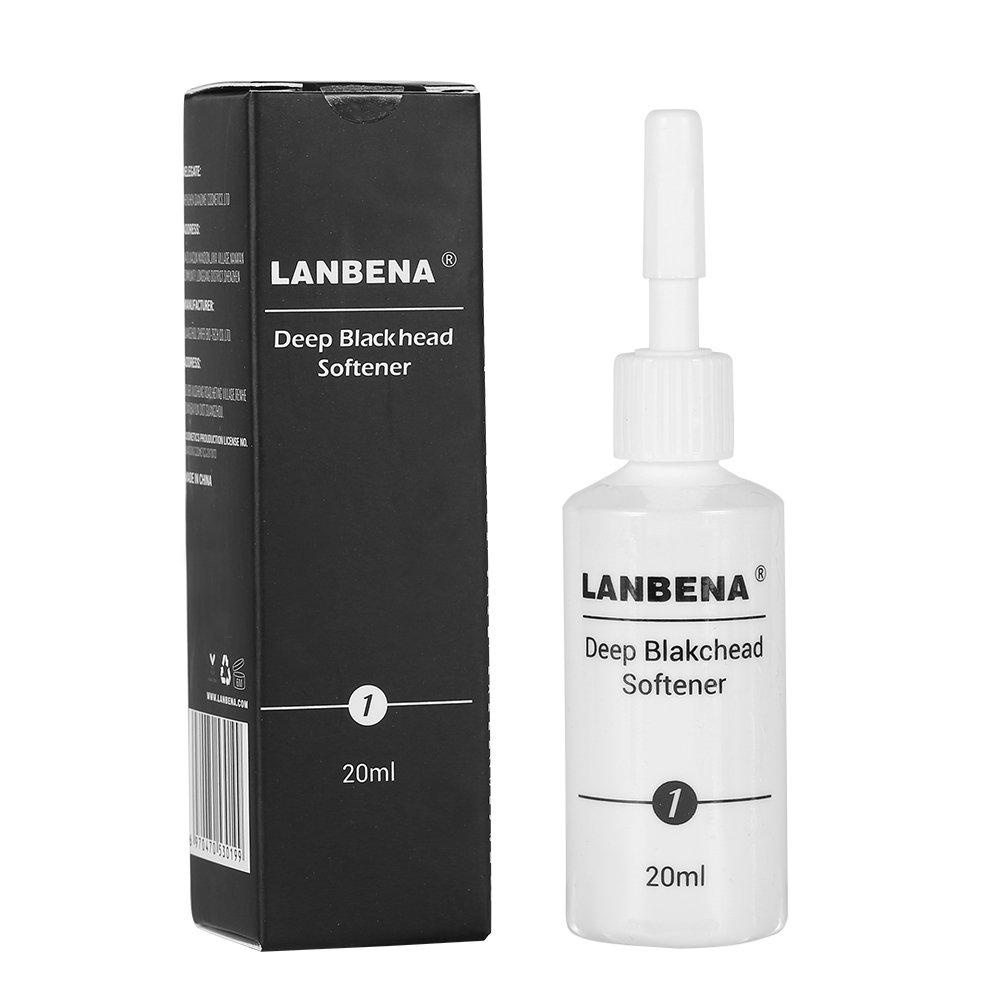 Blackhead Lotion, Deep Blackhead Softener Derived Lotion Anti-blackhead Liquid Deep Cleansing Skin Care Solution Brrnoo