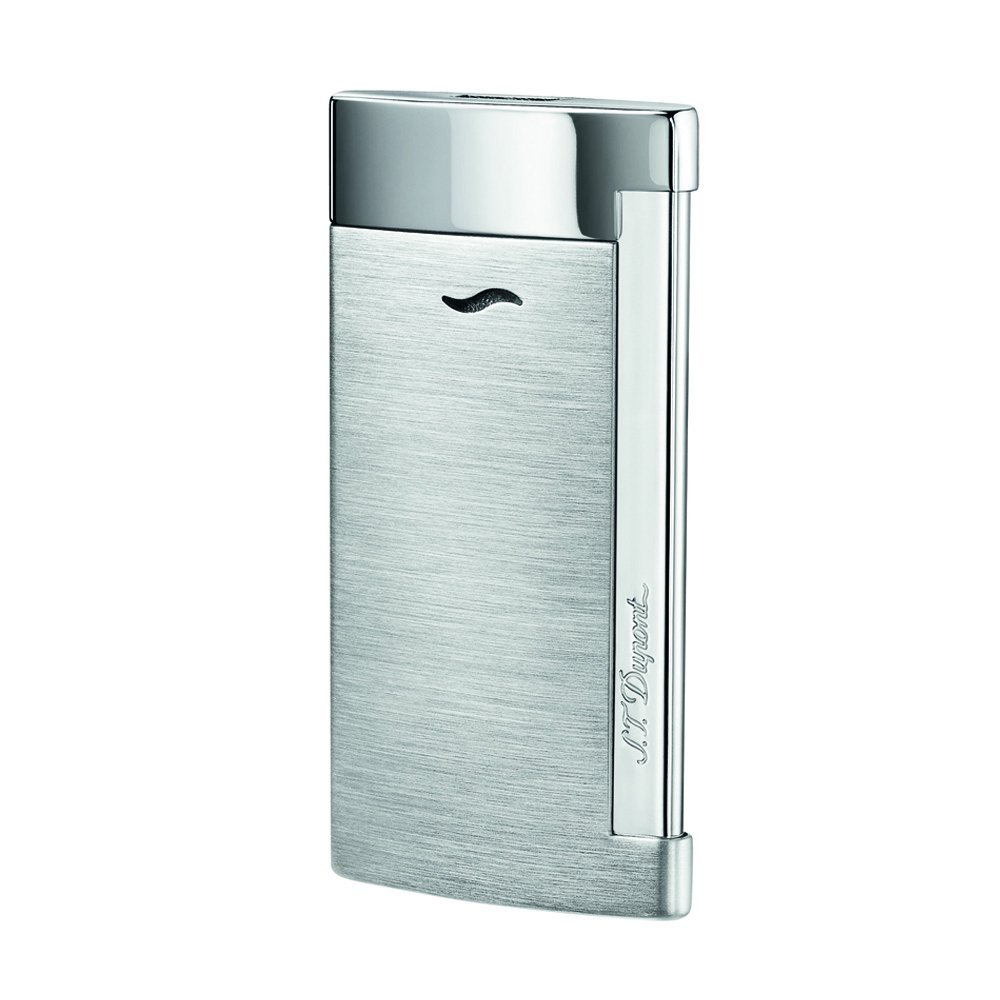 S.T. Dupont Slim 7 Lighter Brushed Chrome by S.T. Dupont (Image #1)