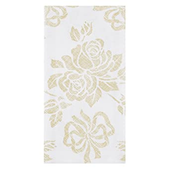 Case of 500 Imperial 1//6 Fold 17 Length x 12 Width Hoffmaster 856524 Linen-Like Guest Towel 17 Length x 12 Width Hoffmaster Group Inc.