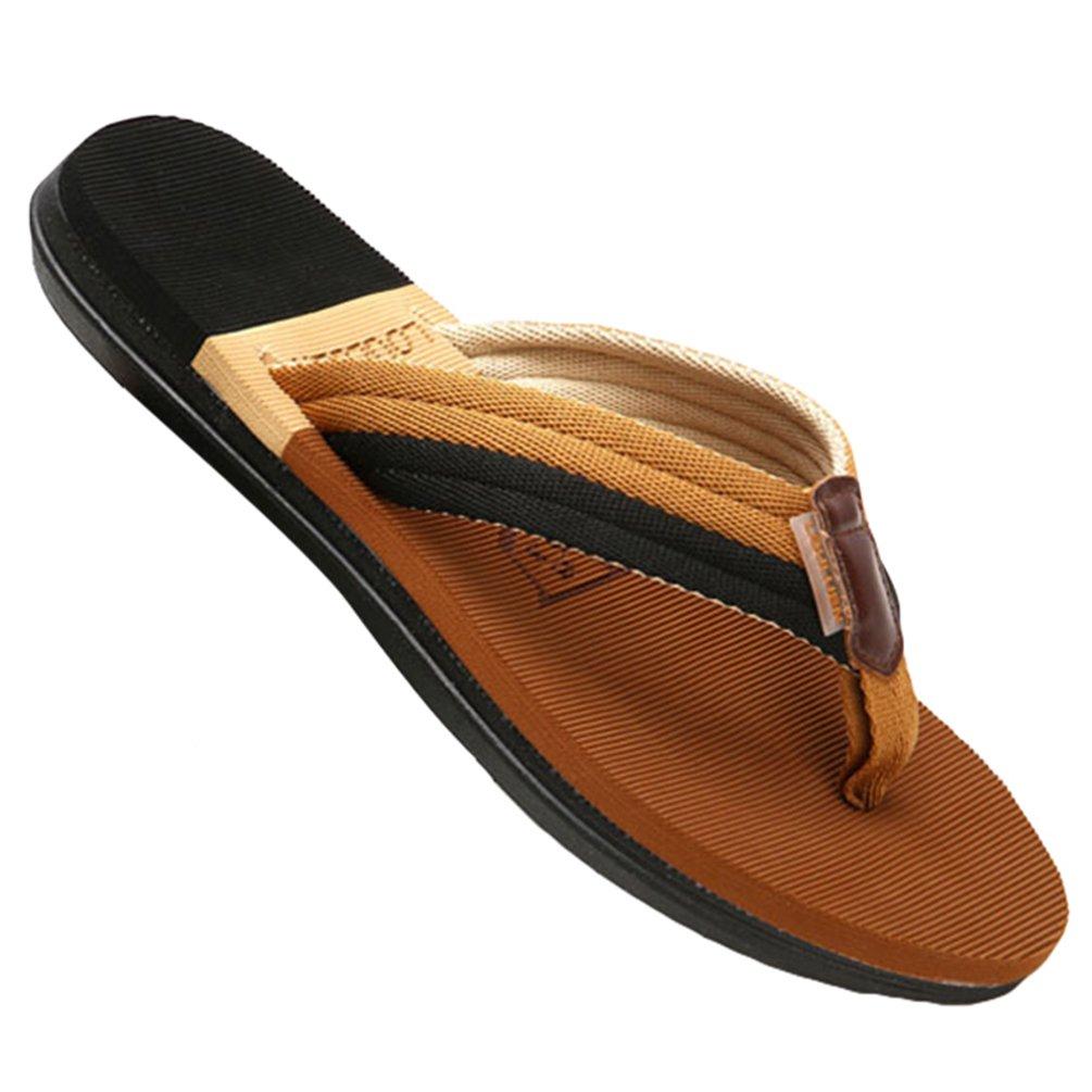 71379810b0f CHENGYANG Unisexe Homme Femme Couples Tongs Chaussures Plage Bout Ouvert  Sandales Flip-Flops  Amazon.fr  Chaussures et Sacs