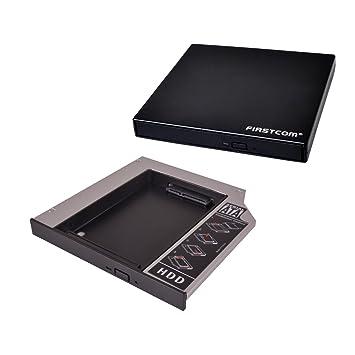 Marco de montaje adaptador Disco Duro HDD/SSD & Case Kit para ordenador portatil unidad