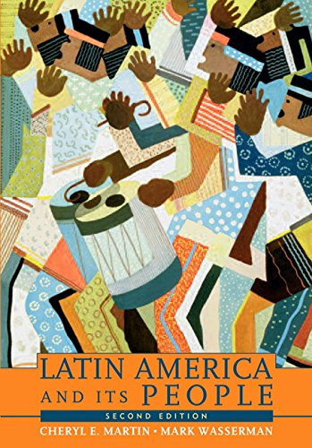 Latin America+Its People,Single Volume