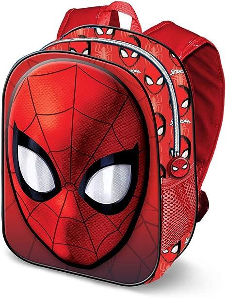 Karactermania Spiderman Spiderweb-3D Rucksack (Klein) Mochila ...