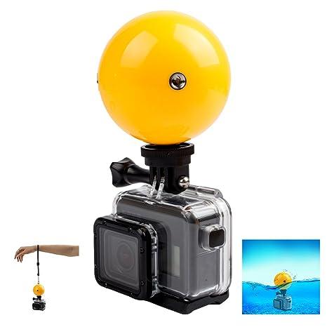 Bola flotante corcho flotador con Correa para GoPro Hero5 Hero4 3 3 + 2 1,