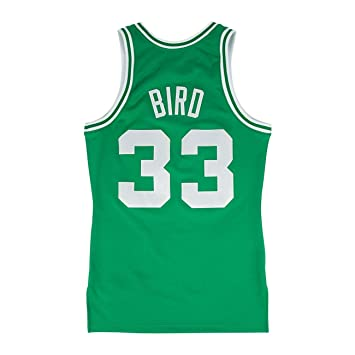 Mitchell & Ness Larry Bird Boston Celtics 1985 – 86 Authentic NBA Camiseta