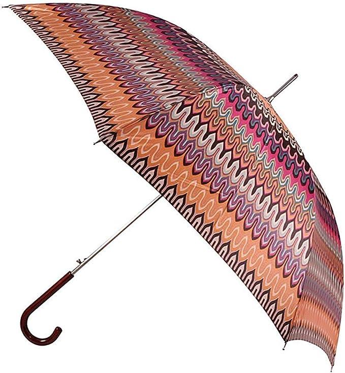 Missoni Parapluie canne parapluie umbrella ombrello paraguas Orange Label 13976