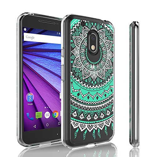 Moto G4 Play Case, Moto G Play Case For Girls, Tinysaturn [YCoral Series] [Crystal] Transparent Shock Absorbing Ultra Thin Clear Hard TPU Skin Anti-Scratch Bumper Case For Motorola G4 Play XT1607 Review