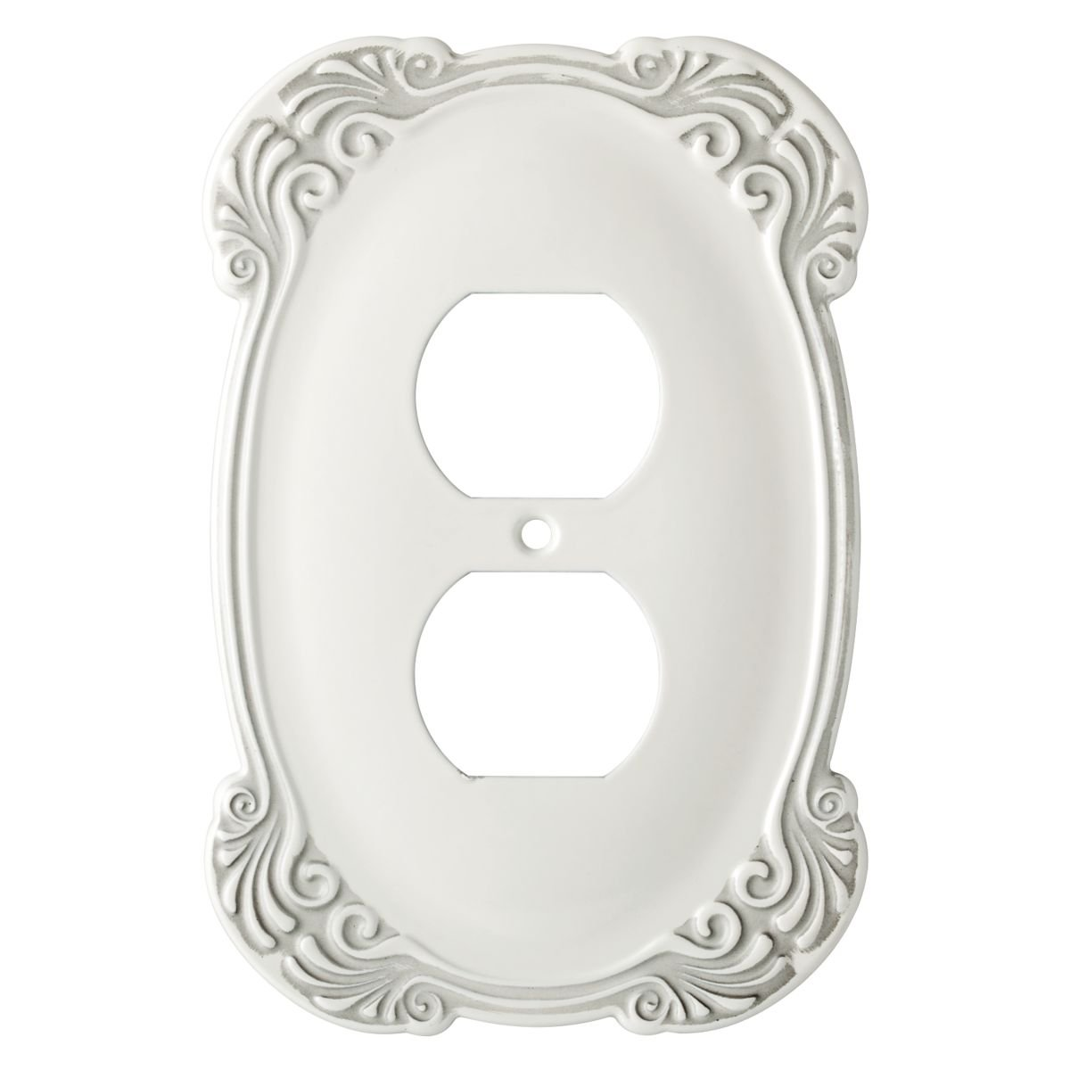 Franklin Brass 144394 Arboresque Single Duplex Wall Plate / Switch Plate / Cover by Franklin Brass