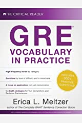 GRE Vocabulary in Practice Paperback