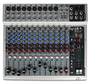 peavey pv14 usb 14 channel mixing console musical instruments. Black Bedroom Furniture Sets. Home Design Ideas