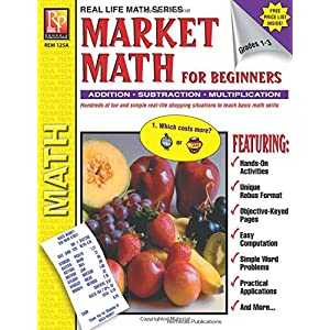 Amazon com: Menu Math, Grades 2-3 (9780439227254): Martin