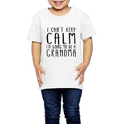Mxnzqpzask Boys I'm Going to Be A Grandma Chic Tee