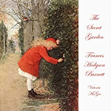 The Secret Garden Audiobook by Frances Hodgson Burnett Narrated by Victoria McGee