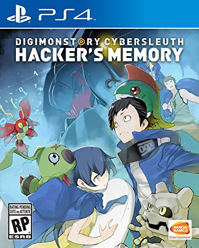 Digimon Story Cyber Sleuth: Hacker'S Memory - PS4 [Digital Code] by BANDAI NAMCO GAMES AMERICA INC.