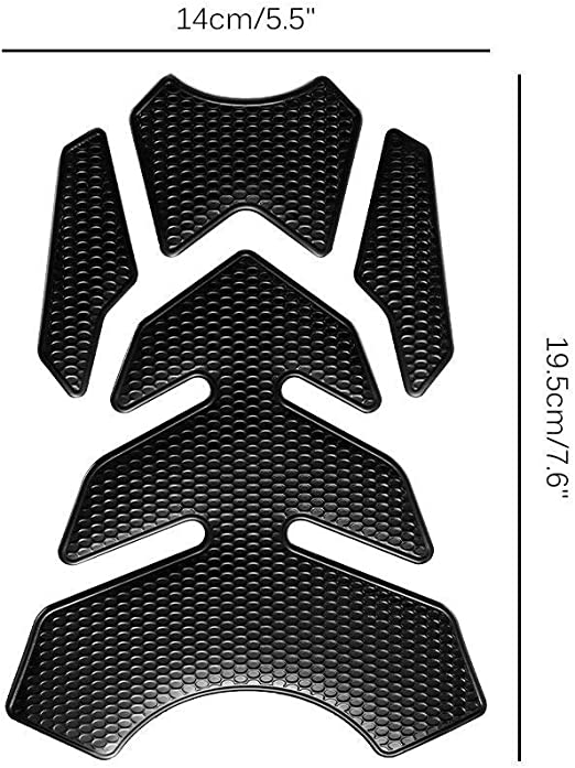 Caso Adhesivos 3D Protector de Gas de la Motocicleta del coj/ín del Tanque for Kawasaki Z800 Z 800 Tankpad Motocicleta Pegatina del dep/ósito de Combustible