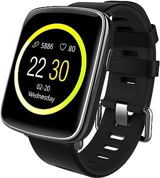 Willful Smartwatch con Pulsómetro,Impermeable IP68 Reloj ...