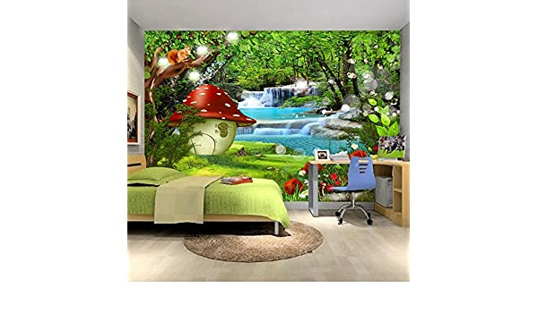 Fotomurales Custom 3D Photo Wallpaper Para Niños Sala de ...