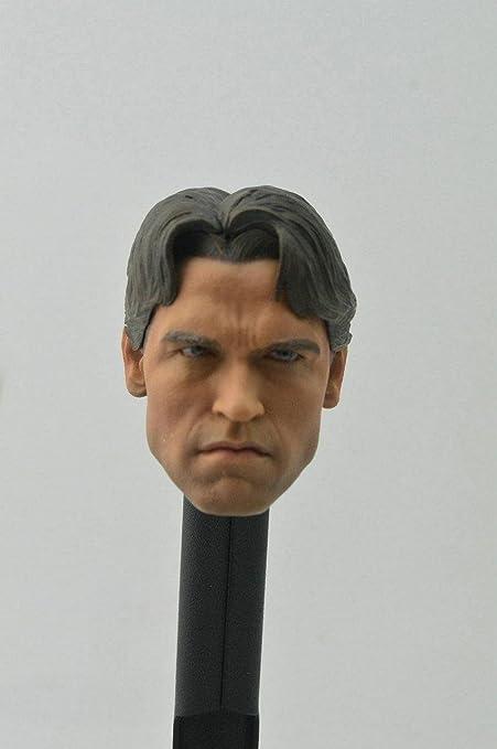 Terminator 2 Arnold Schwarzenegger 1//6 Scale T800 Head Sculpt For 12/'/' Hot Toys